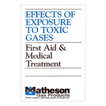 Effects of Exposure to Toxic Gases: First Aid and Medical Treatment (PUBL-05)