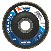 Weiler Big Cat Flap Disc