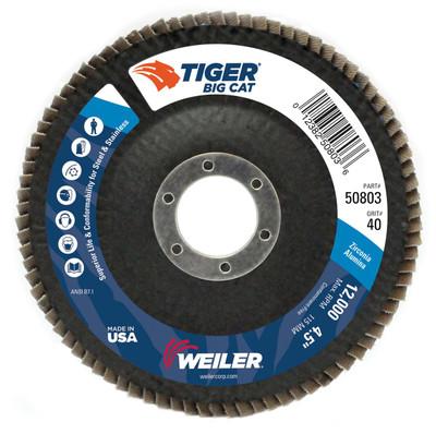 Weiler Big Cat Flap Disc