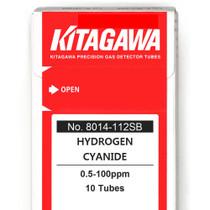 Gas Detector Tubes- Hydrogen Cyanide , 8014-112SB