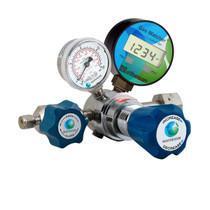 3510AW Series Gas Watcher Single-Stage High-Purity Regulator - SS