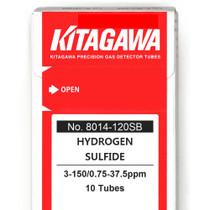 Gas Detector Tubes- Hydrogen Sulfide, 8014-120SB