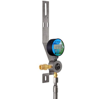 53 Series Gas Watcher Protocol Station (Brass)