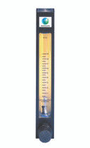 FM-1127 Series High Flow Capacity Flowmeter (direct read Air), Stainless Steel