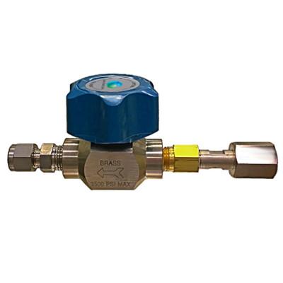 Special 4370 Series Diaphragm Valves-CGA 170