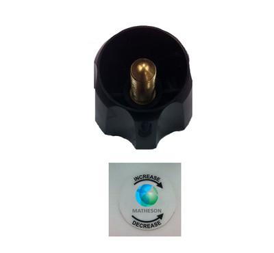 Replacement Knob for 81 Series Pressure Regulator