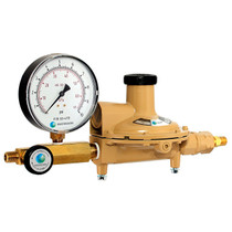3700 Series Low Pressure Regulator - Cast Zinc