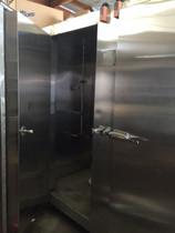 Martin/Baron 2-18-0002-24 Double Door Cabinet Freezer SN J930703 (refurbished)