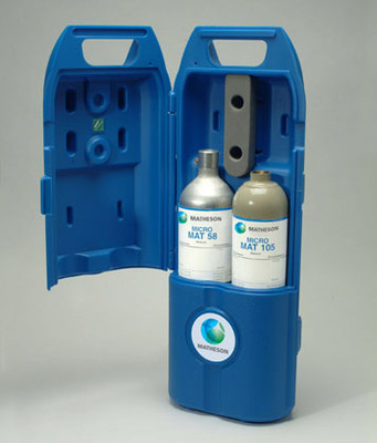 CKIT-SAFE Case for MicroMat Cylinders
