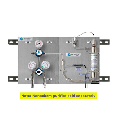 3D Pro Automatic Switchover System, 2 Cylinder (SS)