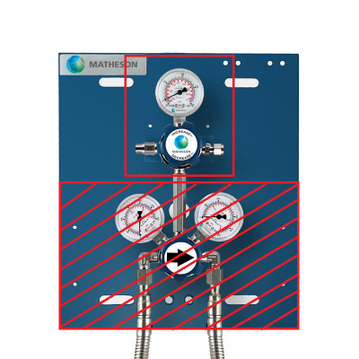Replacement Line Regulator - Switchover, SS