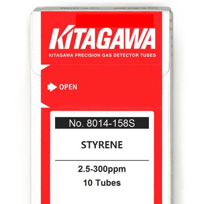Gas Detector Tubes- Styrene , 8014-158S