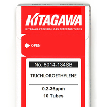 Gas Detector Tubes- Trichloroethylene , 8014-134SB
