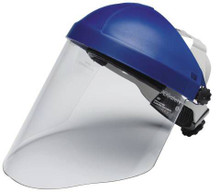 3M™ Ratchet Headgear with 3M™ Clear Polycarbonate Faceshield