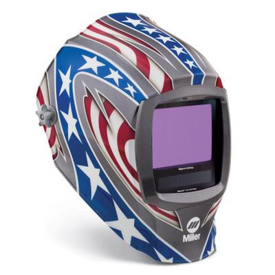 Miller Helmet Digital Infinity™, Stars & Stripes™ 280049
