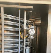 Airco KF13-225CW Spiral Freezer (refurbished)