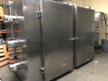 Custom Double Batch Freezer (refurbished)