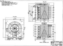 """Martin/Baron (MBI) 36"""" x 1100' Spiral Freezer (refurbished)"""