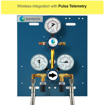SwitchPro Automatic Switchover System w/Pulsa (Brass)