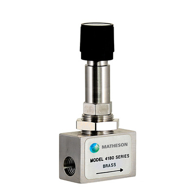 4170 Series High Accuracy Needle Valves (Brass/SS)
