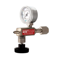 30ARB Lecture Bottle Control Valve (CGA 170)