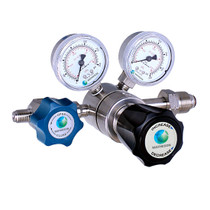 3030S and 3040S Series High Delivery Pressure Regulator - Stainless Steel