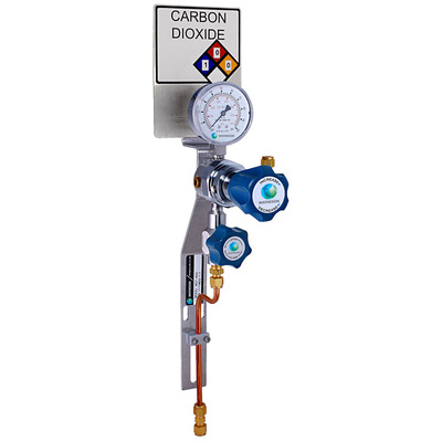 GasTrak™ - Gas Delivery System - Brass