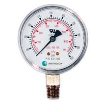 Pressure Gauge (Brass)