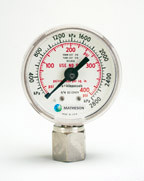 63-2206V Pressure Gauge wth FVCR connection (SS)