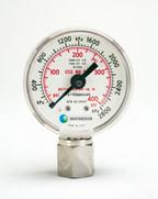 63-2206V Pressure Gauge wth FVCR connection (SS)