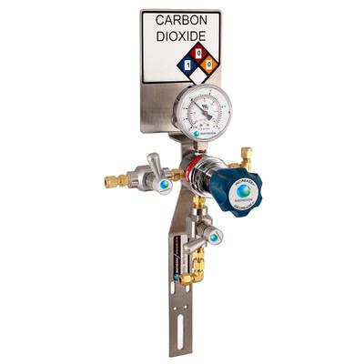 GasTrak™ Dual Outlet - Brass