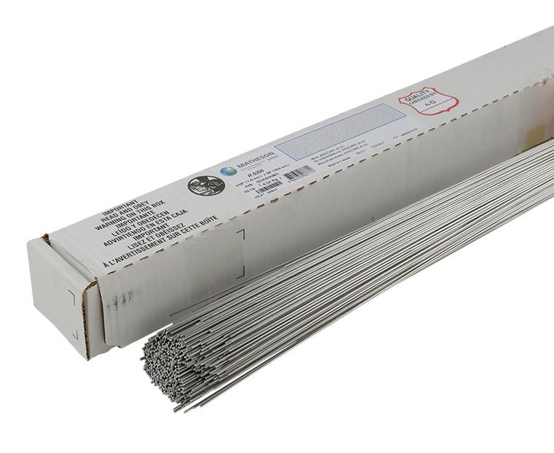 "Weldcote Aluminum 5356 3//32/"" X 36/"" Tig Welding Rod 1 Lb."
