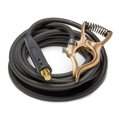 Ground Cable (power source connection type is user's choice)