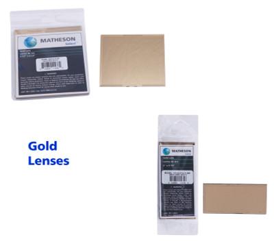 Gold Lenses