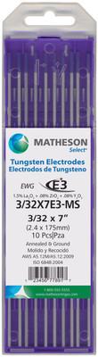 E3 Tungsten Electrodes