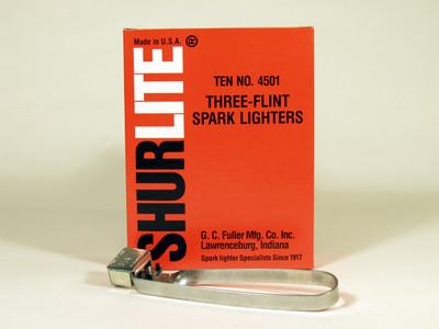 Fuller Strikers Lighter - Three Flint 322-4501