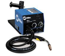 Miller 22A wire feeder w/BTB 300A Gun - 951190