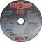 UAI Cutoff Wheel 4-1/2x.045x7/8 TY1 Z-Tech Metal  - 23324
