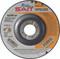 UAI Cutting/Grinding Wheel 4-1/2x1/8x7/8 TY27 Metal  - 22030