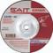 UAI Grinding Wheel 9x1/4x5/8-11 TY27 Metal  - 20095
