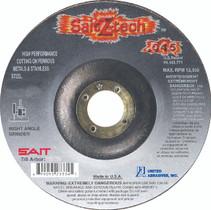 UAI Cutting Wheel 4-1/2x.045x7/8 TY27  Z-Tech Metal  - 23334