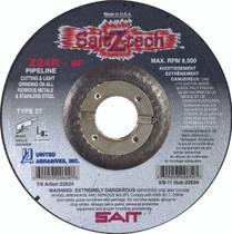 UAI Cutting Wheel 6x1/8x7/8 TY27 Z-Tech Metal - 22623