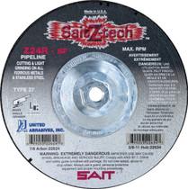 UAI Cutting Wheel 7x1/8x5/8-11 TY27 Z-Tech Metal - 22634
