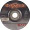 UAI Cutting Wheel 4-1/2x3/32x7/8 TY27 Z-Tech Metal - 22641