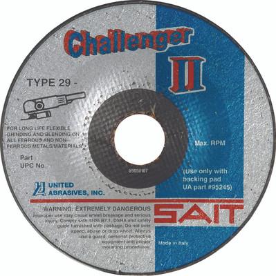 UAI Blending Wheel 4-1/2x7/8 36G TY29 - 27500