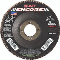 UAI Flap Disc 4-1/2x7/8 40G TY27 Encore - 71206