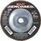 UAI Flap Disc 4-1/2x5/8-11 40G TY27 Encore - 71216