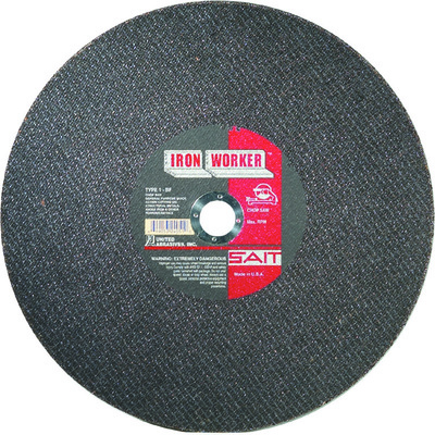 UAI Cuttoff Wheel 14x3/32x1 Chop Saw Metal  - 24051