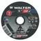 Walter Cutoff Wheel 4-1/2x1/16x7/8 TY 1 Zip+™ - 11T242
