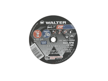 Walter Cutoff Wheel 4x1/32x3/8 TY 1 Zip™ -  11L403